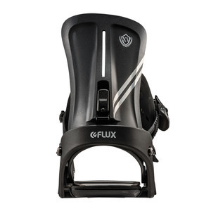 Flux XV Snowboard Bindings 2019 - Black