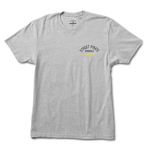 Fourstar Originals T-Shirt - Heather Grey