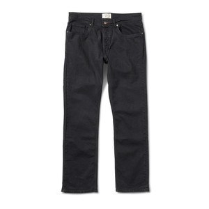 Fourstar Classic 5 Pocket Jean - Black