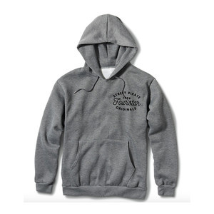 Fourstar Classic Hood - Gunmetal Heather