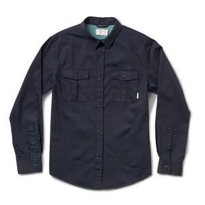 Fourstar Ortega Twill Shirt - Midnight