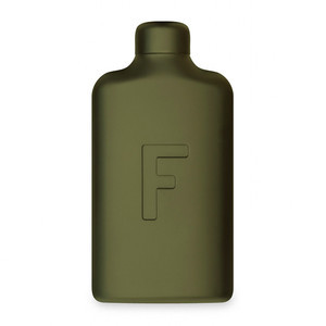 Fred Stainless Steel Water Bottle - Army Green