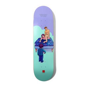 "Chocolate Epiphany Perez 8.38"" Skateboard Deck"