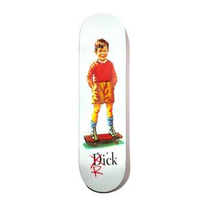 """Girl Howard Dick 8.25"""" Skateboard Deck - Slick Bottom"""