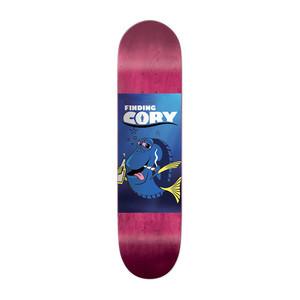 "Girl Kennedy Finding Cory One-Off 8.25"" Skateboard Deck"