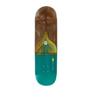 """Girl Illuminated 8.5"""" Skateboard Deck - Howard"""