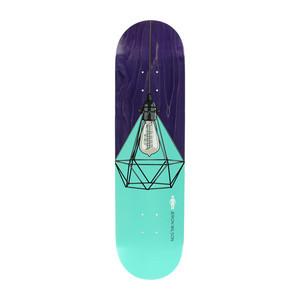 "Girl Illuminated 8.125"" Skateboard Deck - Wilson"