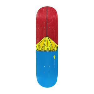 """Girl Illuminated 8.25"""" Skateboard Deck - Malto"""