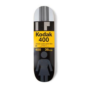 """Girl x Kodak Howard 8.5"""" Skateboard Deck"""