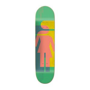 "Girl Malto Hardcourt 8.125"" Skateboard Deck"