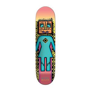 """Girl Malto Tiki OG 8.25"""" Skateboard Deck"""