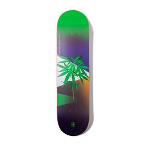"Girl Biebel Psychedelic Plants 8.0"" Skateboard Deck"