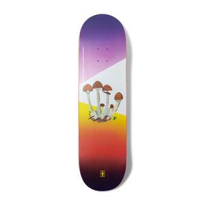 "Girl Howard Psychedelic Plants 8.5"" Skateboard Deck"