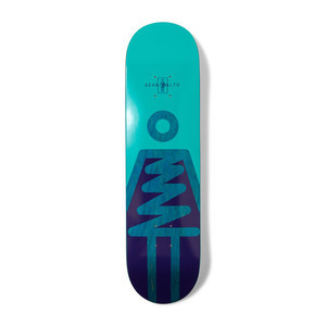 """Girl Malto Zig Zag 8.25"""" Skateboard Deck"""