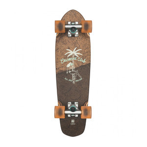 "Globe Blazer 26"" Cruiser Skateboard - Coconut/Black"