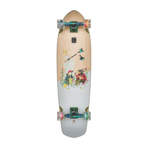 "Globe Blazer XL 36"" Cruiser Skateboard - Earthly Delights"