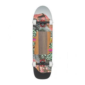 "Globe Fat Bandit 8.625"" Cruiser Skateboard - Vply/Cryptosis"