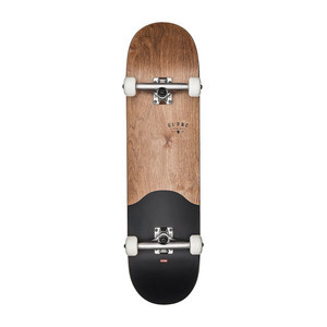 "Globe G1 Argo 8.25"" Complete Skateboard - Dark Maple / Black"