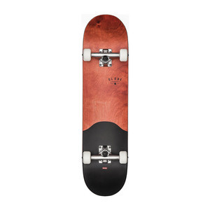 "Globe G1 Argo 7.75"" Complete Skateboard - Red Maple / Black"
