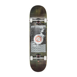 "Globe G2 In Flames 8.38"" Complete Skateboard - Holo / Flood"