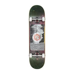 "Globe G2 In Flames 7.75"" Complete Skateboard - Holo / Tsunami"
