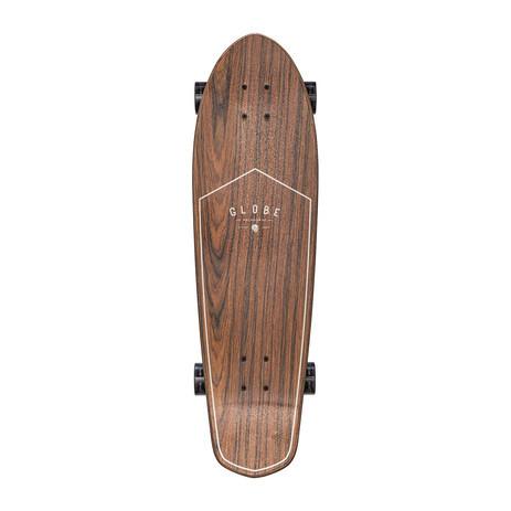 "Globe Big Blazer 32"" Cruiser Skateboard - Rosewood / Black"