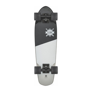 "Globe Blazer 26"" Cruiser Skateboard - Black / White / Serpent"