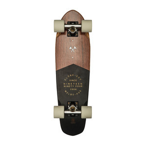 "Globe Blazer 26"" Cruiser Skateboard - Walnut"