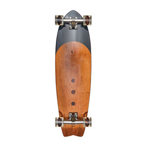 "Globe Chromantic 33"" Cruiser Skateboard - Cherrywood / Tortoise Shell"