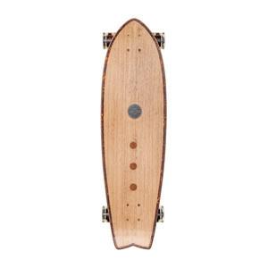 """Globe Chromantic 33"""" Cruiser Skateboard - Cherrywood / Tortoise Shell"""