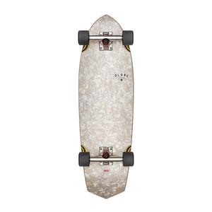 """Globe Insider 31"""" Cruiser Skateboard - White Pearl"""