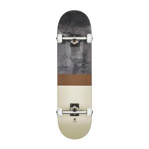 """Globe Half Dip 8.38"""" Complete Skateboard - Black/Tobacco"""