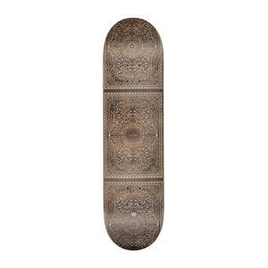 "Globe Rug Burn 8.125"" Skateboard Deck - Grey"