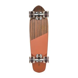"Globe Blazer 26"" Cruiser Skateboard - Rosewood/Rust"