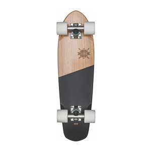 "Globe Blazer 26"" Cruiser Skateboard - White Oak / Roughage"
