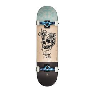 "Globe Evil Paradise 8.25"" Complete Skateboard - Palm Eyes"