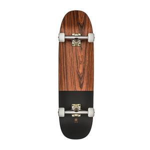 "Globe Half Dip 32"" Cruiser Skateboard - Rosewood/Black"