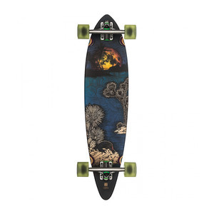 "Globe Pintail 34"" Cruiser Skateboard - Moonlighting"