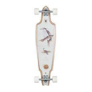 "Globe Prowler 38.5"" Longboard - Dark Maple/Outback"