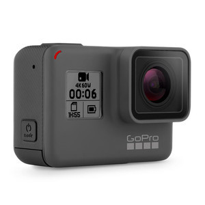 GoPro HERO6 Black Edition + 32GB Micro SD Card