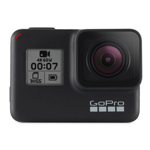 GoPro HERO7 Black + 32GB Micro SD Card