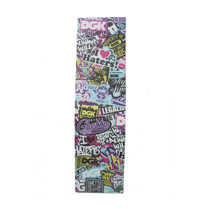 DGK x MOB Collage Skateboard Griptape