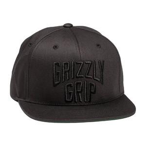 Grizzly Big City Snapback - Black