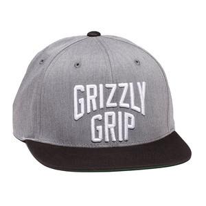 Grizzly Big City Snapback - Grey
