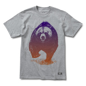 Grizzly Skies T-Shirt - Heather