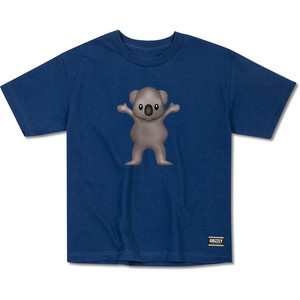 Grizzly Shane O'Neill Youth T-Shirt — Blue