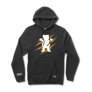 Grizzly OG Wound Hoodie - Black