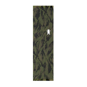 Grizzly Mark Appleyard Camo Skateboard Griptape