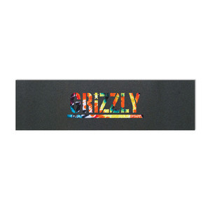 Grizzly Tie-Dye Stamp T-Puds Skateboard Griptape