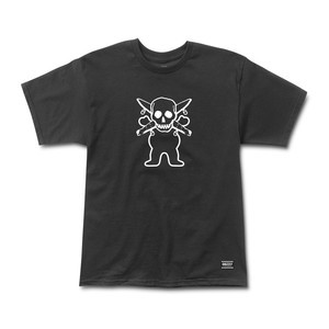 Grizzly x Fourstar Collab T-shirt — Black